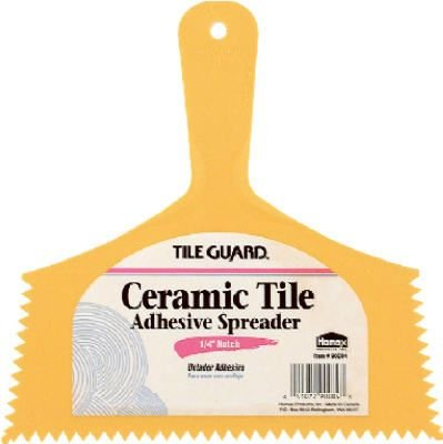 Homax Group Inc HOMAX PRODUCTS 84 Wide Ceramic Tile Adhesive Spreader Notch 8-Inch