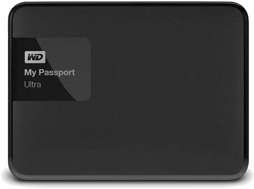 アイ・オー・データ機器 プレミアムストレージ 「My Passport Ultra」 クラシックブラック 1TB WDBGPU0010BBK-JESN