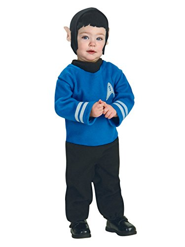 Mr. Spock Toddler Costume - Infant