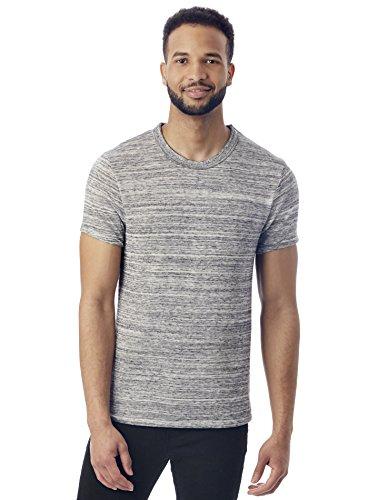 Alternative Men's Eco Crew T-Shirt, Urban Grey, X-Large