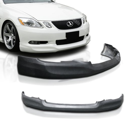 Vip Front Lip - NEW - 06-07 LEXUS GS300 GS430 JDM ING Style PU Front Bumper Lip