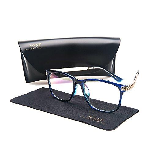 Eyewear Frames Eyeglasses Optical Frame Wayfarer Classic Clear Lens Glasses For - Optical Frames Classic