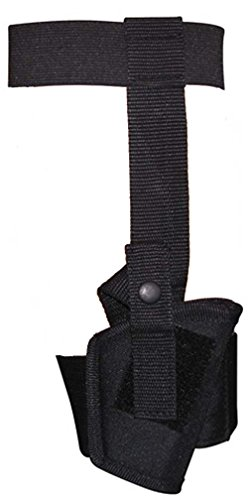 Small-00-Ankle-Holster-Concealed-Carry-Pistol-Handgun-22-25-380-Back-Up-Black