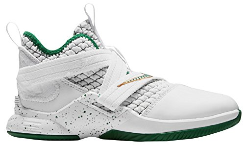 dc3725e686ee Nike Lebron Soldier XII (ps) Little Kids Aa1353-100 Size 11 White  Multi-Color