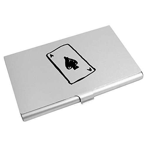 Credit Holder Card 'Ace Of CH00015764 Spades' Wallet Card Business xnwUC4F