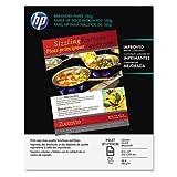Inkjet Brochure/Flyer Paper, 98 Brightness, 48lb, 8-1/2 x 11, White, 150/Pack, Sold as 150 Sheet