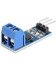 Funnyrunstore Hall Módulo de Sensor de Corriente Modo ACS712 5A para Pin 5 V Indicador de Potencia Electrónico PCB Board DIY Modelo de Efecto Hall para Arduino