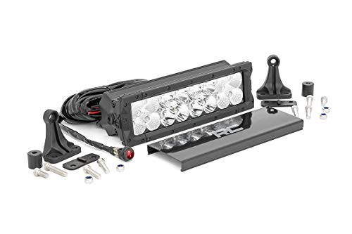 Rough Country - 76912-10-inch Dual Row X5 Series CREE LED Light Bar for Anywhere You Can Mount It