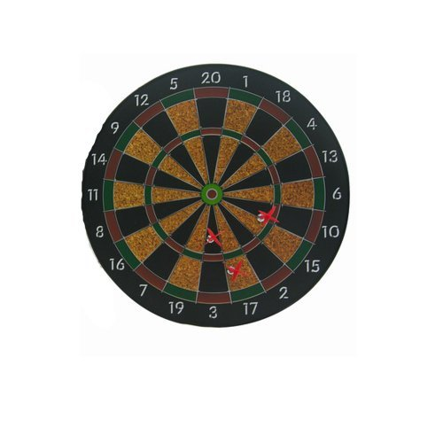 WeGlow International Dart Target 40 Play Set by WeGlow International