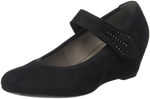 Femme Gabor Schwarz Shoes Noir Escarpins Basic 17 Gabor SHOPf