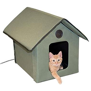 K&H Outdoor Kitty House, Heated