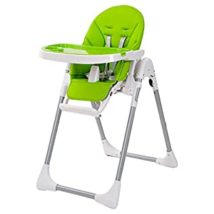 Xiao Jian- Booster Seat Child Dining Chair Baby Dining Chair Eating Seat Food Supplement Machine High Chair Chaise de bébé (Couleur : A) 2