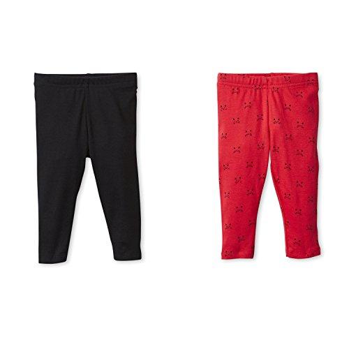 Infant Black Pants - 3