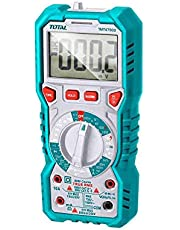 ديجيتال ملتيميتر 600 فولت الموديل: TOTAL TMT47503