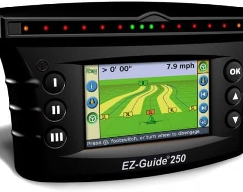 Trimble EZ Guide 250 GPS w/ AG15 Antenna Upgrade