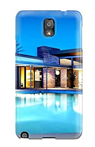 High Quality Benailey Architecture Houses Skin Case Cover Specially Designed For Galaxy - Note 3
