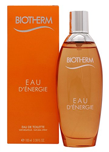 Biotherm Eau D'Energie Eau de Toilette Spray for Unisex, 3.38 Ounce ()