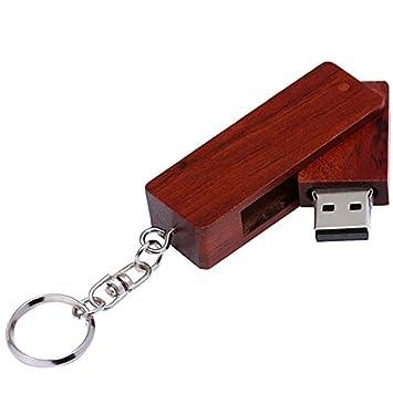 SMGDX USB De Madera Madera Bamboo USB Flash Drive De Madera ...