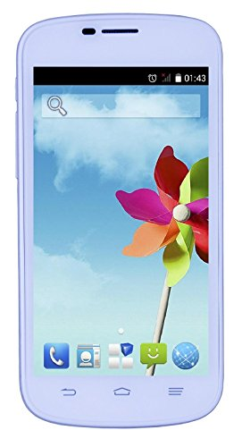 ZTE Unlocked Dual Core Smartphone Front Facing