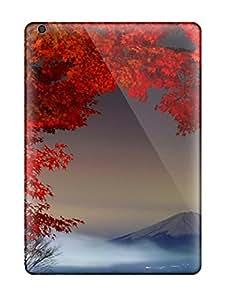 lintao diy AnnDavidson QjfJLQH12555vvEFw Case Cover Skin For Ipad Air (autumn In Fuji)