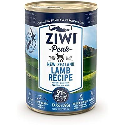 Ziwi Peak Grain-Free Canned Dog Food Recipe (Case of 12, 13.75 oz. each)