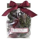 Cranberry Frost Decorative Fragrance Bag