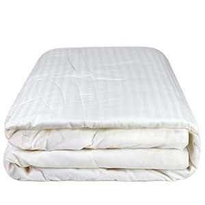 "Eco-Bamboo Comforter , 100 % bamboo fiber , Size: Twin 67x86.6"" (170x220 cm)"