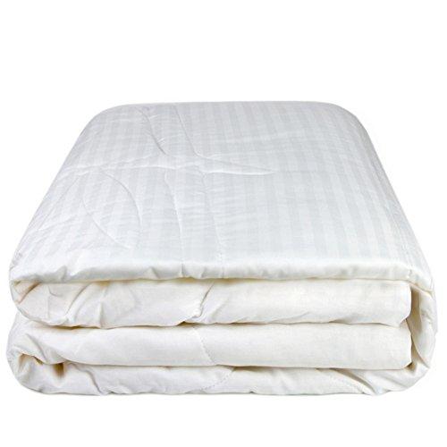 Eco-Bamboo Comforter , Bamboo Fiber , Size: Queen 86.6x86.6