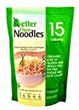 Better Than Noodles. Certified Organic. Vegan, Gluten-Free, Non-GMO, Konjac Noodles 14 Ounces (6 Pack) ...