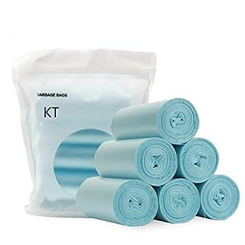 Amazon.com: Bolsas de basura KT de 4 galones de polietileno ...