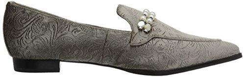 Marc Fisher Women's Kneel Loafer Flat Grey rm68O