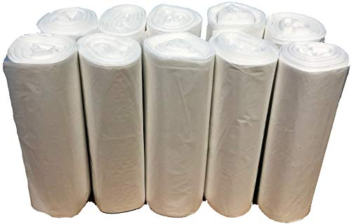Reli. Trash Bags, 40-45 Gallon (250 Count) (Clear) - Regular Thickness - Easy Grab Rolls - Can Liners, Garbage Bags with 40 Gallon (40 Gal) to 45 Gallon (45 Gal) Capacity by Reli. (Image #2)