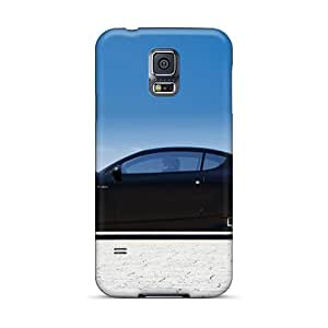 For Galaxy S5 Premium Tpu Cases Covers Bmw M Zero Concep Side View Protective Cases