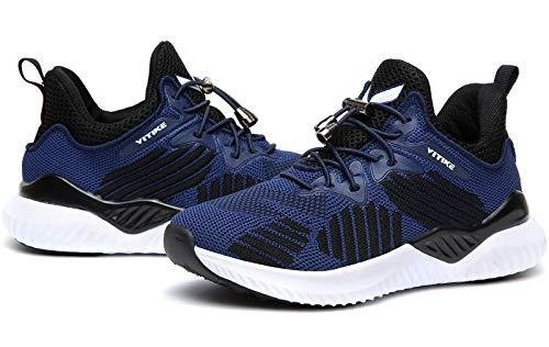 a6e0ebccfcf7ea Elaphurus Kid's Sneaker Lightweight Mesh Walking Gym Tennis Athletic Running  Shoes for Boys Girls