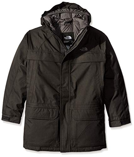 The North Face McMurdo Down Jacket Boys TNF Black - Down Uptown Jacket