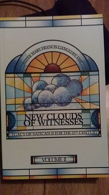 Download New Clouds of Witnesses: Legacy of Vatican II for the 21st Century--Volume II pdf