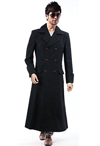 Sherlock Holmes Cape Coat Cosplay Costume - Wool Version