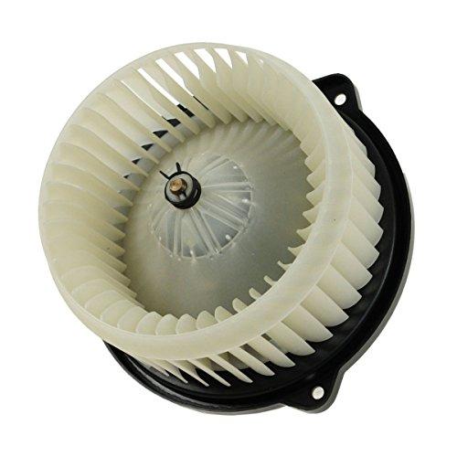 AC Heater FAN BLOWER MOTOR w/Fan Cage A/C for 00-06 Toyota Tundra Pickup Truck ()