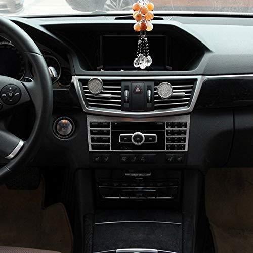 XZANTE Auto Panneau Central De Commutateur De Panneau De Console De Centre Int/érieur Garniture D/écorative pour Mercedes W212 Classe E 2009-2015