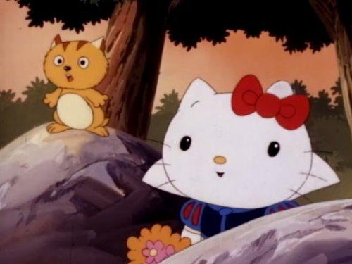 Snow White Kitty & The One Dwarf/Franken -