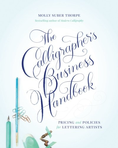 The Calligrapher 39 S Business Handbook Pricing And Policies