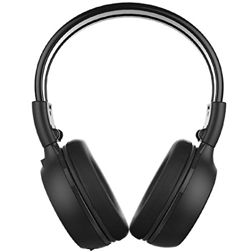 Leewos Adjustable Bluetooth 3.0 Stereo Wireless Headset Headphones, Supported Card/TF Card Up To 32GB