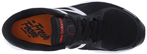 Uomo New black Da Balance Scarpe Nero Corsa silver Mzant 4Xfw4