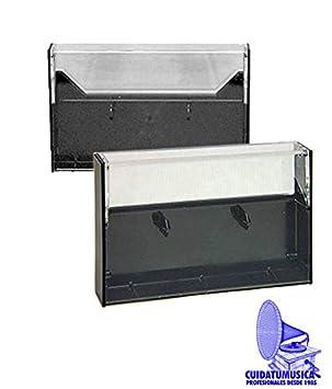 10 Cajas / Estuches para Cintas DE Cassette Bandeja Color ...