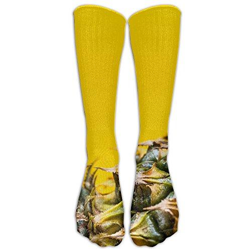 Pineapple-3026355 Man Hip-hop 3D Print Sport BascketBall Socks]()