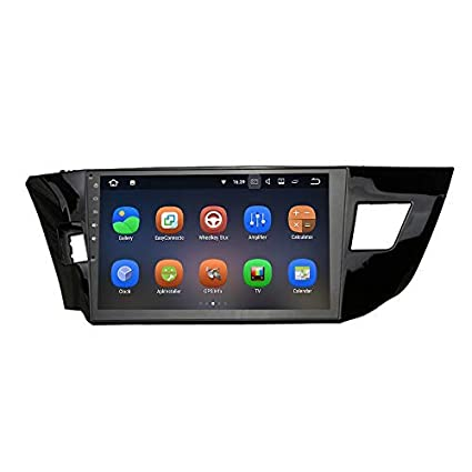 Amazon com: SYGAV Car Stereo for Toyota Corolla 2014-2016
