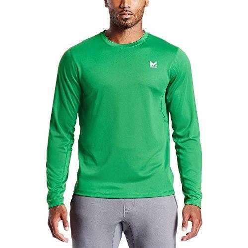 Mission Mens VaporActive Alpha Long Sleeve Athletic Shirt