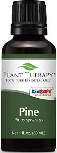 Plant Therapy Pine Essential Oil. 100% Pure, Undiluted, Therapeutic Grade. 30 ml (1 oz).