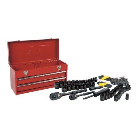 STANLEY 101-Piece Universal Mechanics Tool Set with Metal Tool - Mall Shopping 101