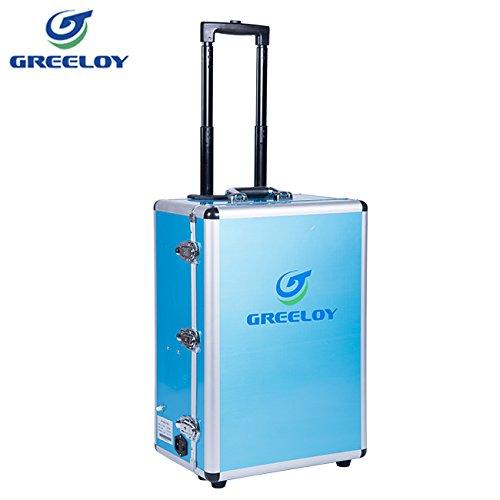 Greeloy Convenient Portable Mobile Turbine Unit GU-P206S